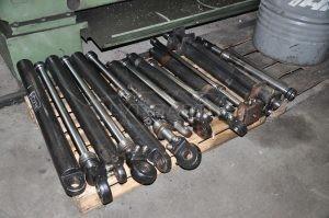 Travaux hydrauliques