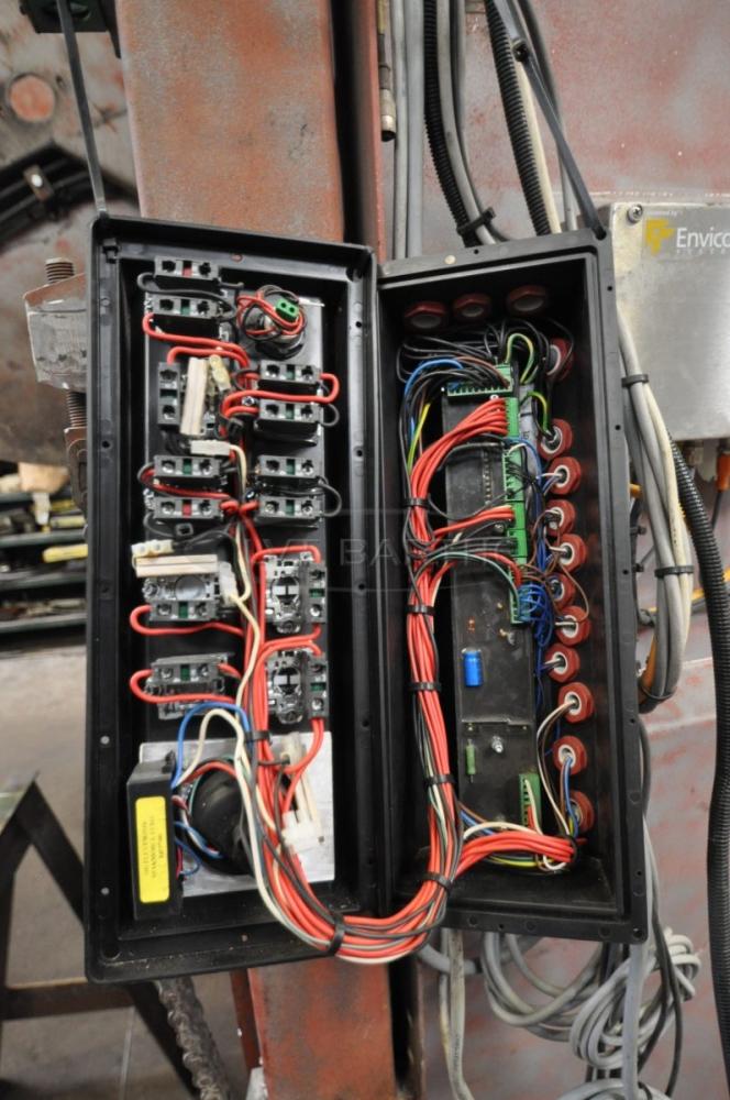 Travaux électriques et électroniques après