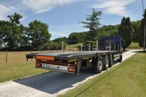 Carrosserie FMX transport matériel