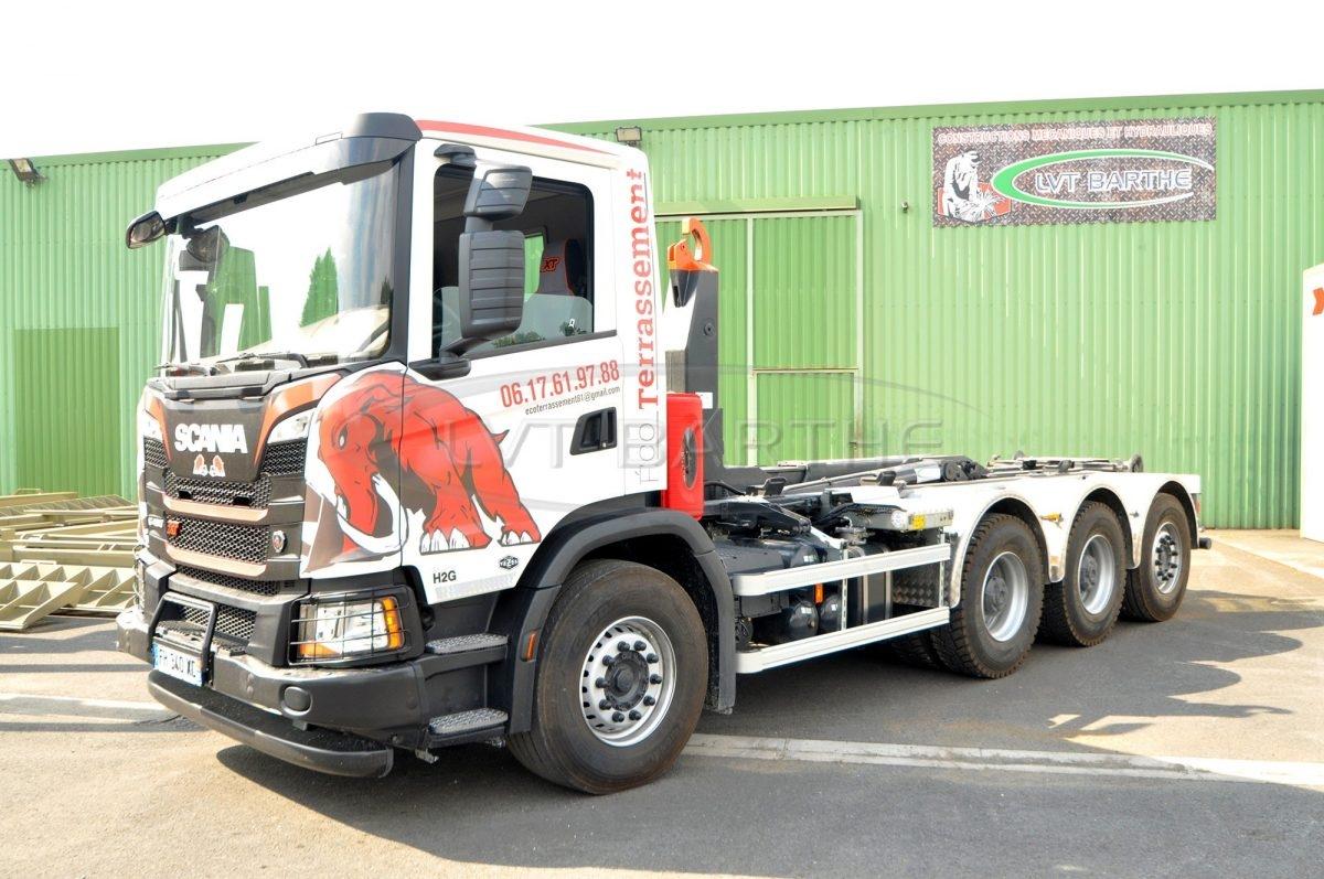 Carrosserie Scania G450