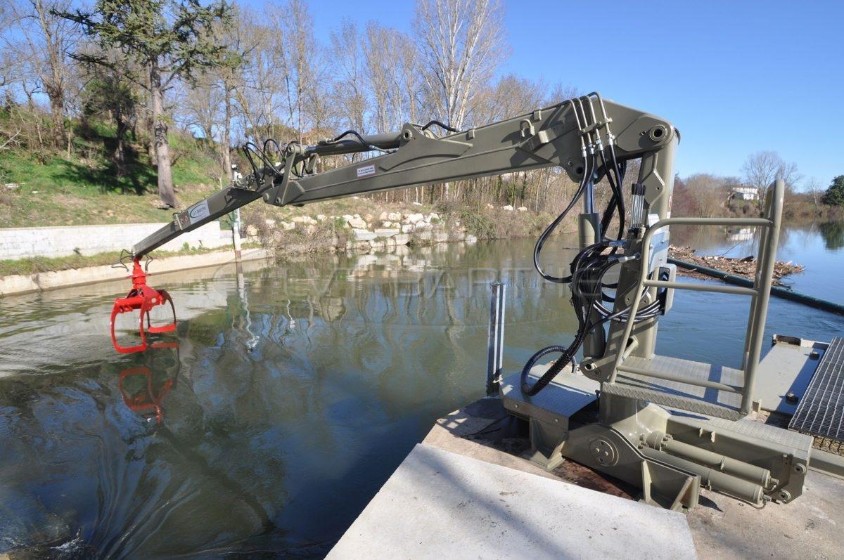 Reconstruction mécanique et hydraulique