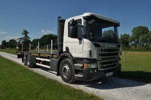 Scania carrossage occasion