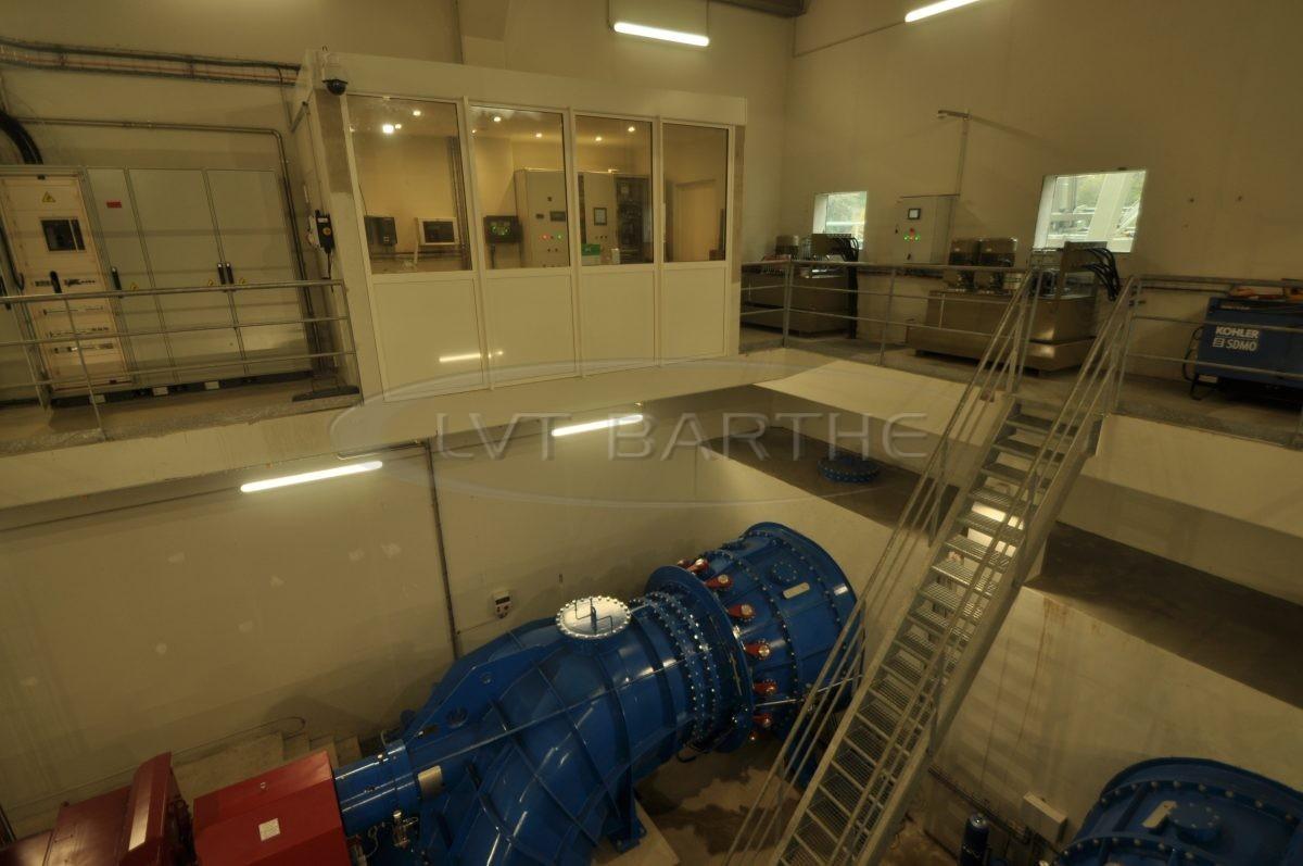 usine hydoelectrique